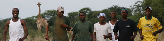 PURPLE RAIN GAME BREEDING DISEASE MADIKWE MAMBAS RUNNING CLUB