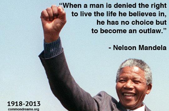 >Nelson   Mandela