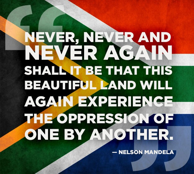7th April 2017 For Mandela  – The Simple Views Of  A Girl Not Politically Minded AtAll